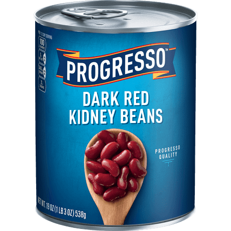 Dark Red Kidney Beans Canned Beans Progresso