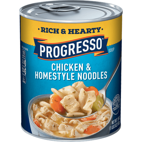 Products | Canned Soup, Broth, Bread